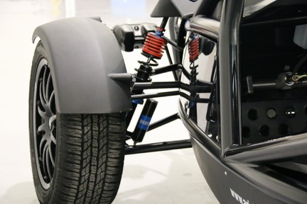 Ariel Nomad Supercharged with huge spec 17