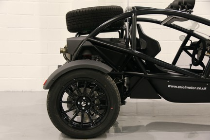 Ariel Nomad Supercharged with huge spec 21
