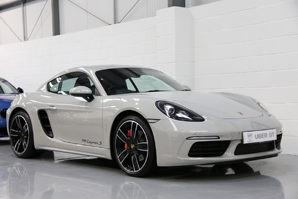 Porsche 718 Cayman S PDK - 1 Owner with a Lovely Specification 3
