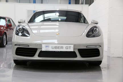 Porsche 718 Cayman S PDK - 1 Owner with a Lovely Specification 8