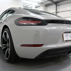 Porsche 718 Cayman S PDK - 1 Owner with a Lovely Specification 4