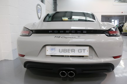Porsche 718 Cayman S PDK - 1 Owner with a Lovely Specification 10