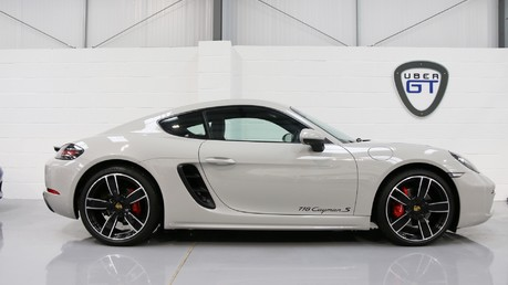 Porsche 718 Cayman S PDK - 1 Owner with a Lovely Specification Video