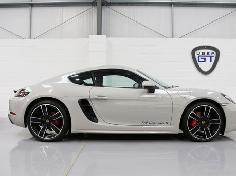 Porsche 718 Cayman S PDK - 1 Owner with a Lovely Specification