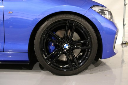 BMW 1 Series M140i Shadow Edition with Huge Specification 17