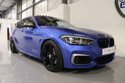 BMW 1 Series M140i Shadow Edition with Huge Specification 3