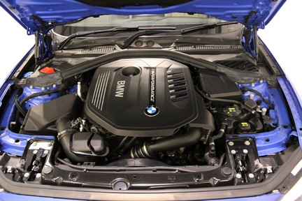 BMW 1 Series M140i Shadow Edition with Huge Specification 22