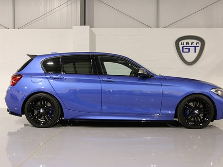 BMW 1 Series M140i Shadow Edition with Huge Specification