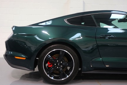Ford Mustang Bullitt - 1 Owner, Low Mileage 21