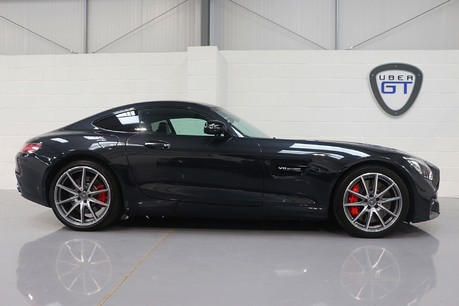 Mercedes-Benz Amg GT S - 4.0 V8 BiTurbo (Premium) - Burmester, Sports Exhaust, Sunroof