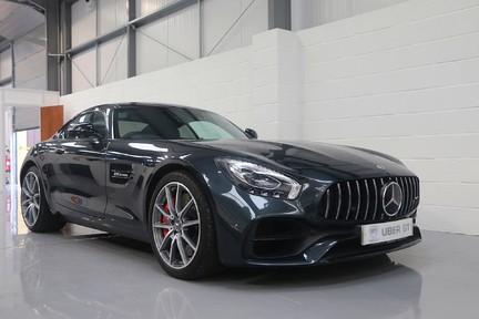Mercedes-Benz Amg GT S - 4.0 V8 BiTurbo (Premium) - Burmester, Sports Exhaust, Sunroof 2