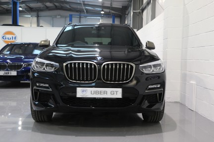 BMW X3 M40i - Low Mileage, One Owner 8