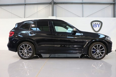 BMW X3 M40i - Low Mileage, One Owner Specification