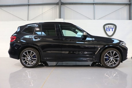 BMW X3 M40i - Low Mileage, One Owner