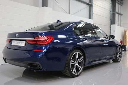 BMW 7 Series 740d xDrive M Sport with the Ultimate Specification 6