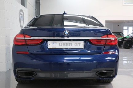 BMW 7 Series 740d xDrive M Sport with the Ultimate Specification 8