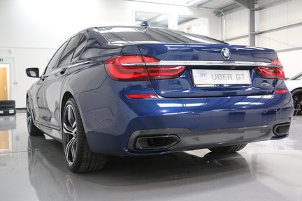 BMW 7 Series 740d xDrive M Sport with the Ultimate Specification 4