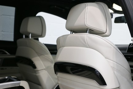 BMW 7 Series 740d xDrive M Sport with the Ultimate Specification 12