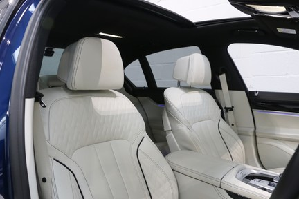 BMW 7 Series 740d xDrive M Sport with the Ultimate Specification 9