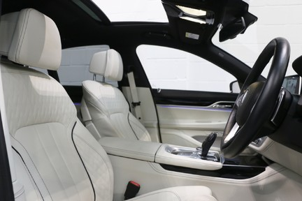 BMW 7 Series 740d xDrive M Sport with the Ultimate Specification 28