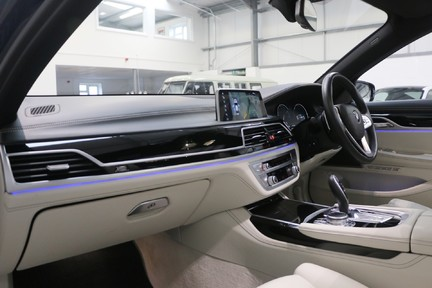 BMW 7 Series 740d xDrive M Sport with the Ultimate Specification 5