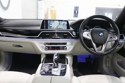 BMW 7 Series 740d xDrive M Sport with the Ultimate Specification 32