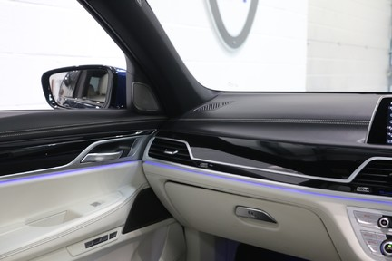 BMW 7 Series 740d xDrive M Sport with the Ultimate Specification 34