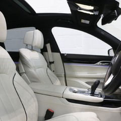 BMW 7 Series 740d xDrive M Sport with the Ultimate Specification 1