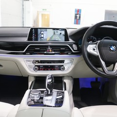 BMW 7 Series 740d xDrive M Sport with the Ultimate Specification 3