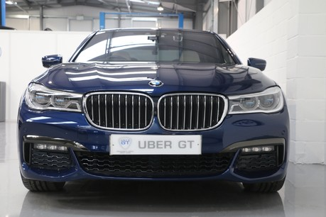 BMW 7 Series 740d xDrive M Sport with the Ultimate Specification Specification