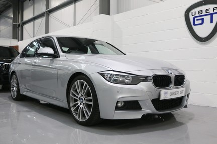BMW 3 Series 330d M Sport with a Great Specification 3