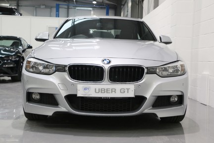 BMW 3 Series 330d M Sport with a Great Specification 8
