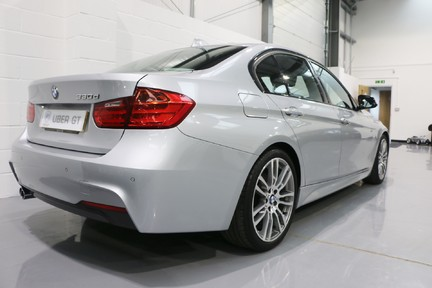 BMW 3 Series 330d M Sport with a Great Specification 6