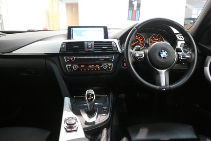 BMW 3 Series 330d M Sport with a Great Specification 15
