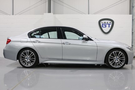 BMW 3 Series 330d M Sport with a Great Specification 1
