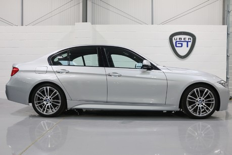 BMW 3 Series 330d M Sport with a Great Specification