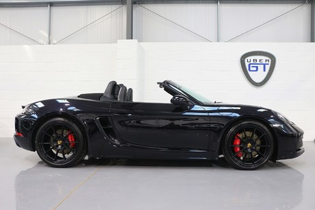 Porsche 718 Boxster GTS 4.0 - Stunning Ultra Low Mileage