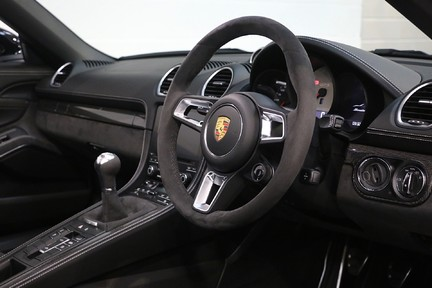 Porsche 718 Boxster GTS 4.0 - Stunning Ultra Low Mileage 7