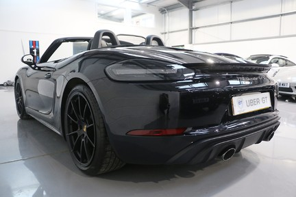 Porsche 718 Boxster GTS 4.0 - Stunning Ultra Low Mileage 4