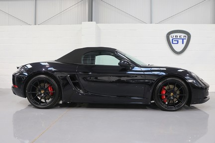 Porsche 718 Boxster GTS 4.0 - Stunning Ultra Low Mileage 23