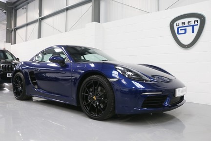 Porsche 718 Cayman PDK - 1 Owner with a Fantastic Specification 3