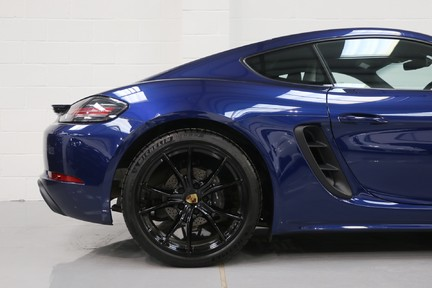 Porsche 718 Cayman PDK - 1 Owner with a Fantastic Specification 18
