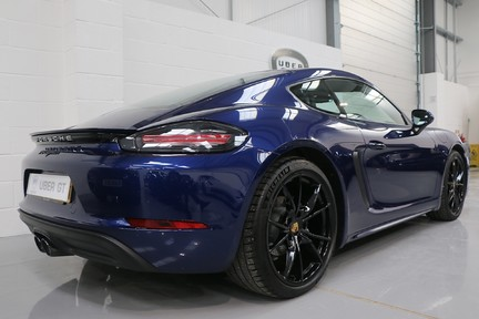 Porsche 718 Cayman PDK - 1 Owner with a Fantastic Specification 6