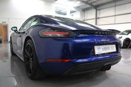 Porsche 718 Cayman PDK - 1 Owner with a Fantastic Specification 4