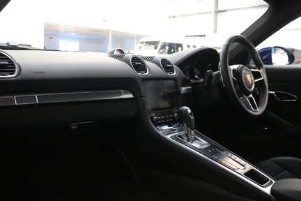 Porsche 718 Cayman PDK - 1 Owner with a Fantastic Specification 5