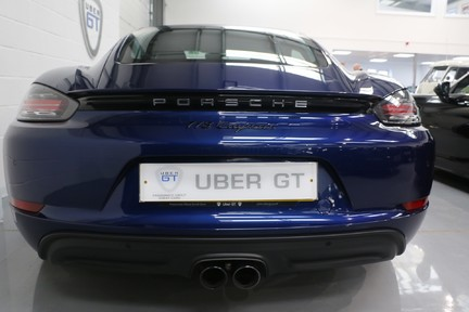 Porsche 718 Cayman PDK - 1 Owner with a Fantastic Specification 8