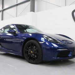 Porsche 718 Cayman PDK - 1 Owner with a Fantastic Specification 1