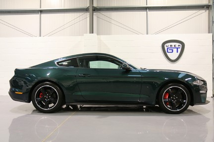 Ford Mustang Bullitt with a Great Specification 1