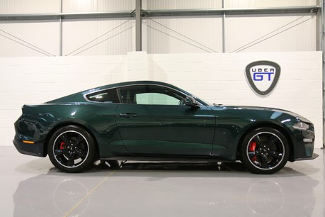 Ford Mustang Bullitt with a Great Specification
