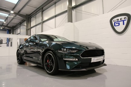 Ford Mustang Bullitt with a Great Specification 3
